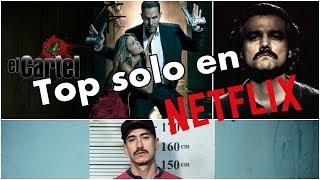 top 5 de las mejores series de narcos en netflix