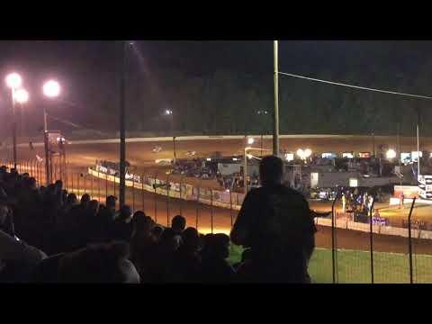 UMP Open Wheel Modified's 8/4/18 Cherokee Speedway