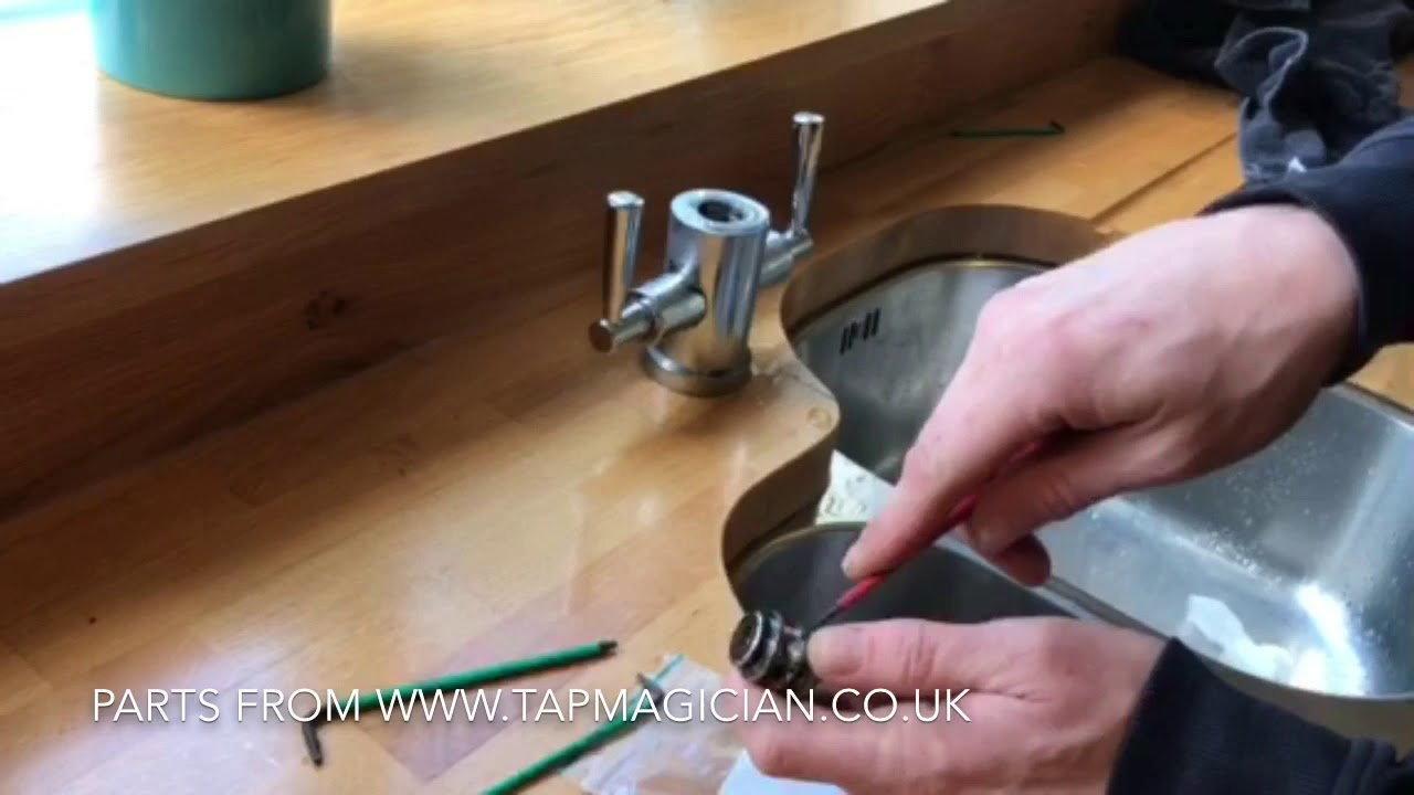 How to change the spout O\'rings on a Franke Olympus Tap - YouTube
