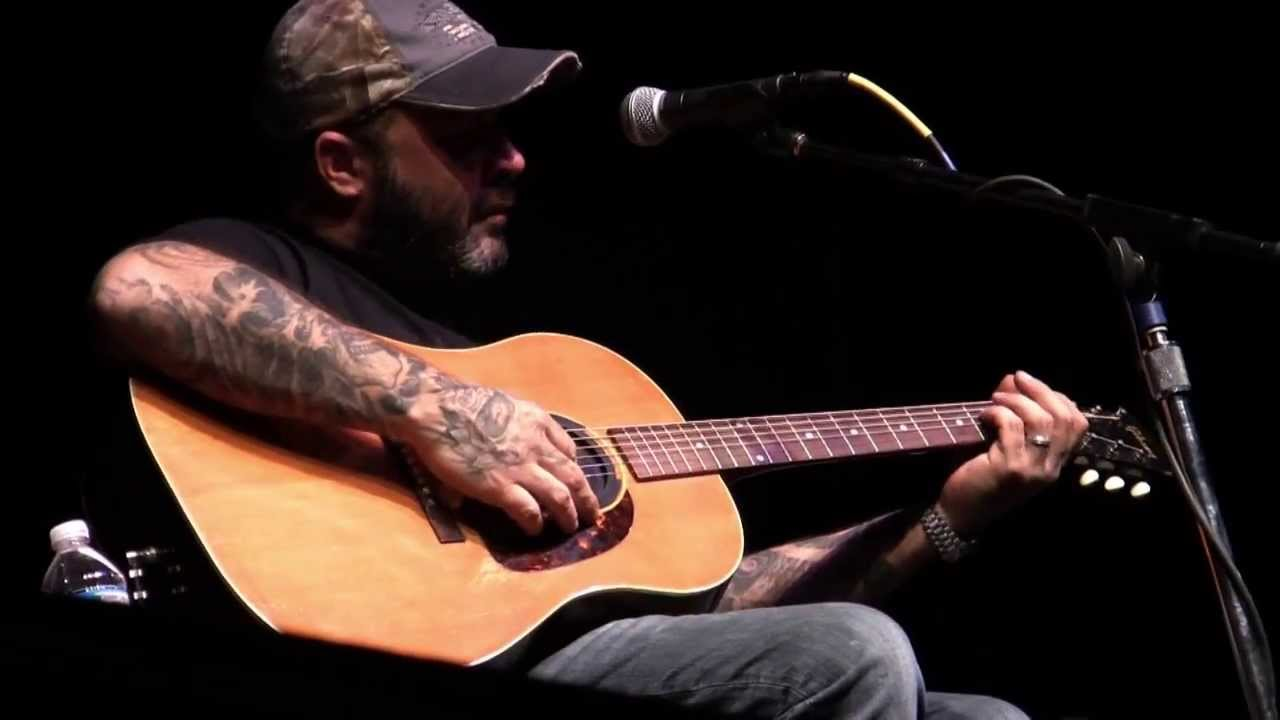 how to sing like aaron lewis