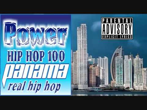 power hip hop 100 panama internet radio station Jan 2015