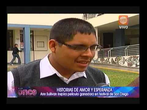 A las Once: La historia de Lucas- 11/10/2012