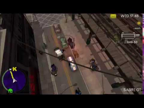 GTA: CHINATOWN WARS GAMEPLAY PART 4 [HD 720P]