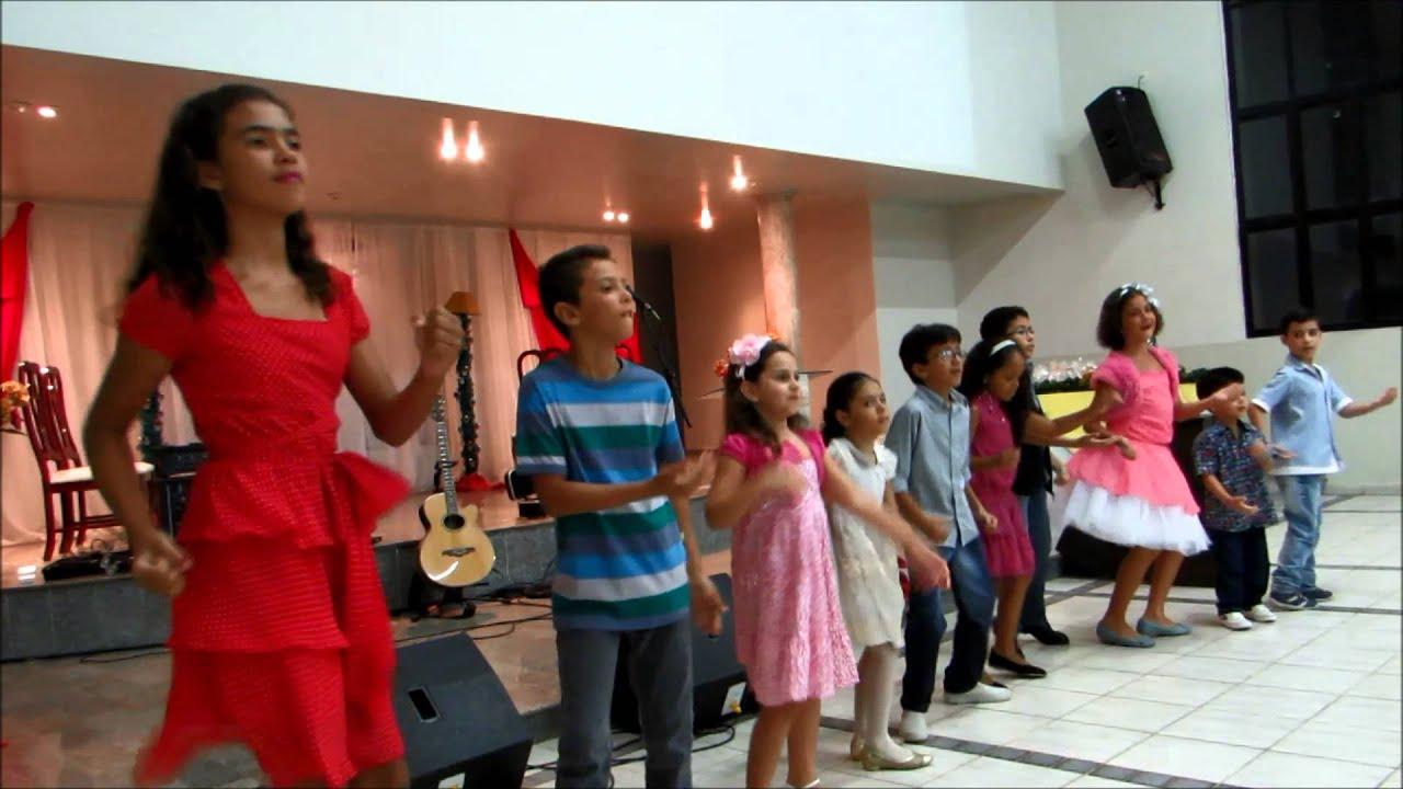 Ministerio Infantil Alegria Geral Natal Turma Do Printy