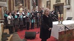 K dur - Vánoční koncert 2015 - Kuřim - vystoupení s Bárou Basikovou