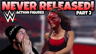WWE ACTION FIGURES THAT WERE NEVER RELEASED - PART 2