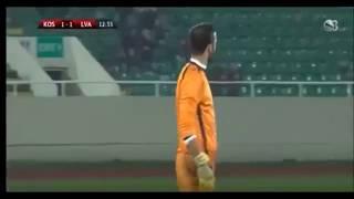 Kosovo vs Latvia 4-3 All Goals and Highlights (kosova 4 Litvanya 3)