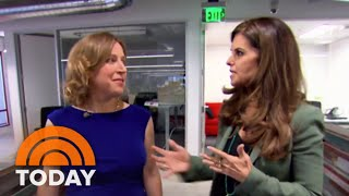 YouTube CEO Susan Wojcicki On Balancing Work And Family | TODAY