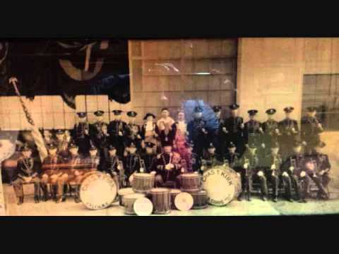 Chas T Kirk Fife Drum And Bugle Corps Play Old English And