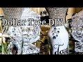 DIY Elegant Wedding Dollar Tree Bling Ideas|+ChitChat