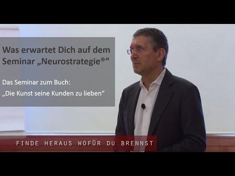 Die Kunst seine Kunden zu lieben YouTube Hörbuch Trailer auf Deutsch