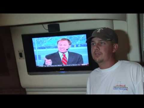 TracVision Satellite TV on Sea Ray Boats - KVH Industries, Inc.