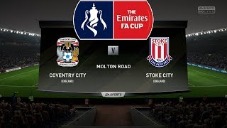 Video Gol Pertandingan Coventry City vs Stoke City