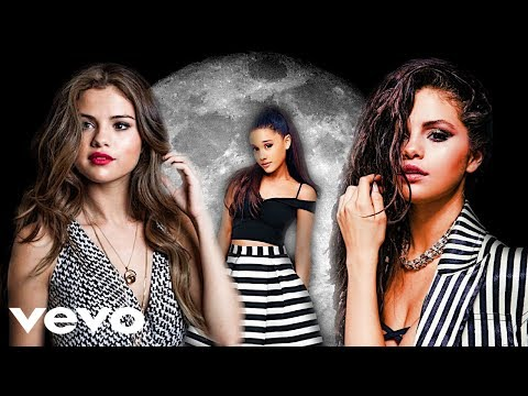 Selena Gomez Ft. Ariana Grande - Dancing On My Own (Official Video)