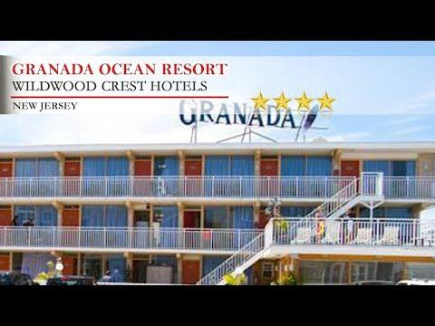 Granada Ocean Resort - Wildwood Crest Hotels, New Jersey