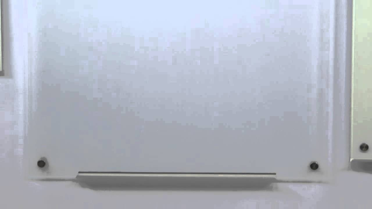 quartet infinity glass dry erase boards - Glass Dry Erase Board