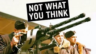 How Air Gunners Trained in the 1940s #shorts