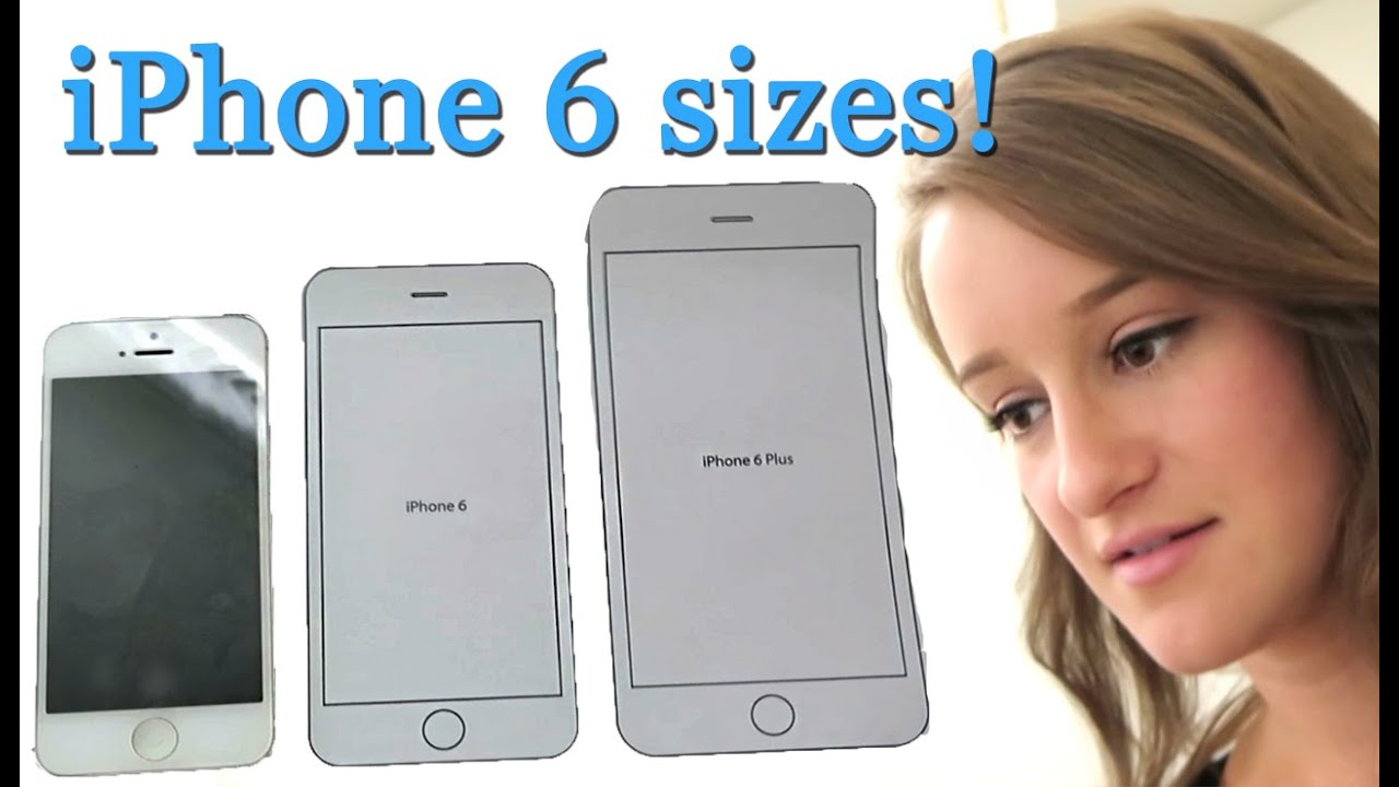 how big is the iphone 6 how big is the iphone 6 plus 18433