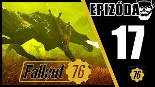 [ LIETAJÚCA MRCHA /w webcam ] ⊳【 Fallout 76 】 / 1080p 60fps / CZ/SK Lets Play / # 17