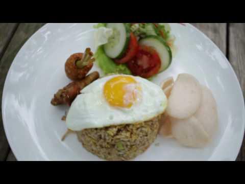 Nasi Goreng at Combrang Restaurant