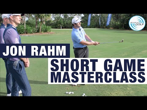 JON RAHM – SHORT GAME MASTERCLASS | ME AND MY GOLF
