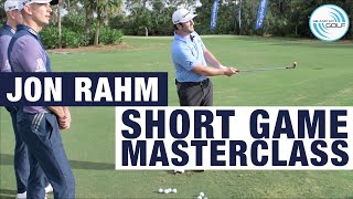 JON RAHM - SHORT GAME MASTERCLASS | ME AND MY GOLF