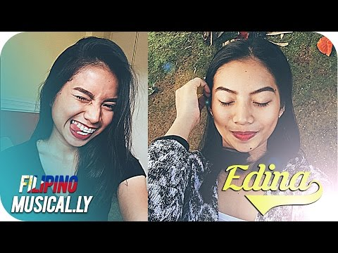 ✔Edina Enriquez Best Musical.ly Compilation