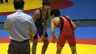 Freestyle Wrestling - India vs. Iran