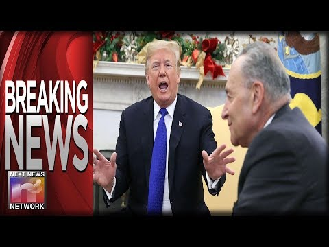 BREAKING: After Oval Office Meeting With Pelosi & Schumer - Trump DROPS A Truth Bomb