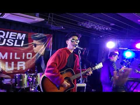 Qiemilio Tour Perfect (Ed Sheeran), Surat Cinta Untuk Starla cover by Haqiem Rusli