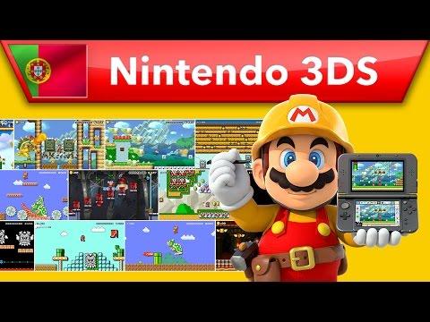 Super Mario Maker for Nintendo 3DS - Trailer de apresentação