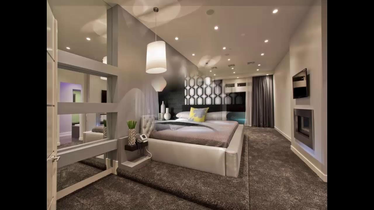 moderne hängeleuchten schlafzimmer - YouTube