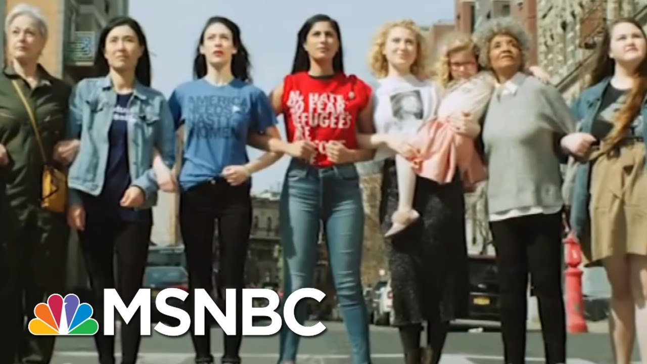 'A New Home For Women's Activism' Launches | Morning Joe | MSNBC