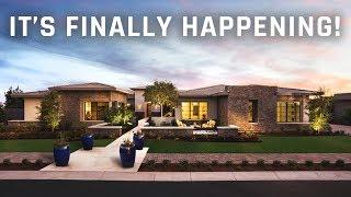 MY NEW DREAM HOUSE!!
