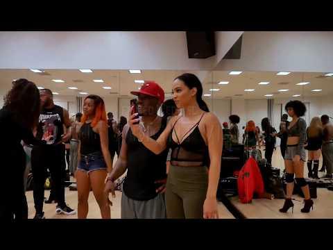 ALIYA JANELL - Hip Hop Dance Blog - Nickelz Production Dance