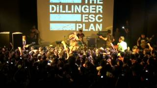 The Dillinger Escape Plan Live In Malaysia 2012