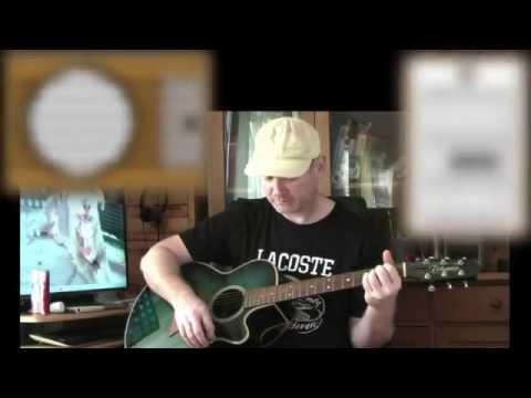 Ob La Di, Ob La Da - The Beatles - Acoustic Guitar Lesson (easy-ish - detuned)
