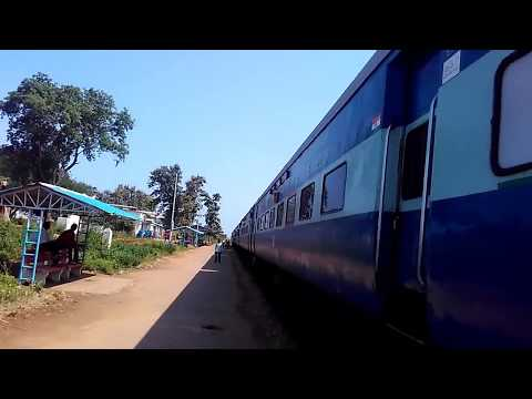 Koaa Adi Express (19414)  Kolkata to Ahmedabad Train, Indian Railways thumbnail