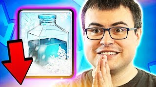 ¡¡SUPERCELL MANDA EL HIELO AL CARRER!! CAMBIOS DE BALANCE | Sneak Peek | Clash Royale