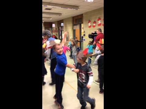 Kindergarten Chicken Dance