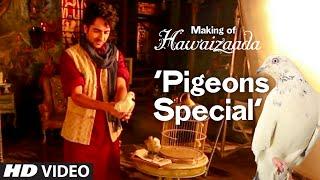Making of Hawaizaada   'Pigeons Special'   Ayushmann Khurrana   Hawaizaada   T-Series