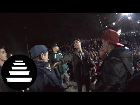 NACHO ECKO vs TOBI POSE – SEMIFINAL (2VS2 – 21/8) – El Quinto Escalon
