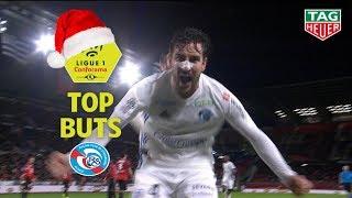 Top 3 buts RC Strasbourg Alsace | mi-saison 2018-19 | Ligue 1 Conforama