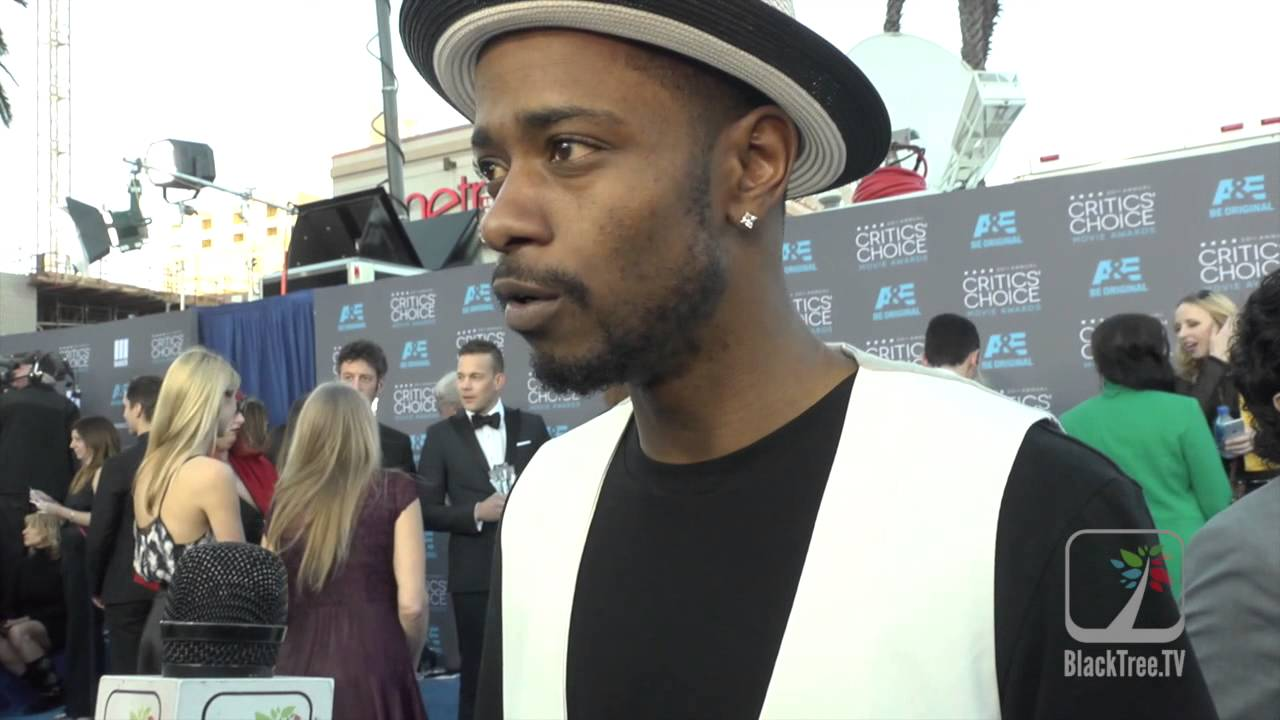 keith stanfield after party