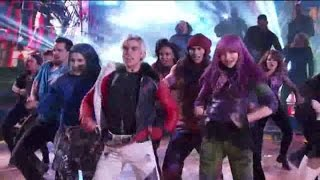 Descendants Performance - Dancing with the Stars