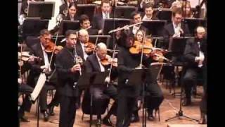 Max Bruch: Double Concerto for Clarinet & Viola 3 mov.