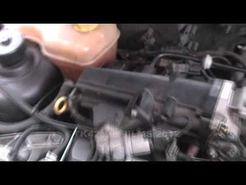 Fiesta heater valve removal - PART 1 - YouTube
