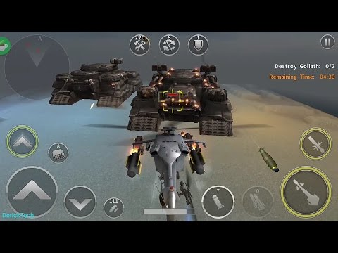 Gunship Battle: new SH-60 SEAHAWK 1 latest update.