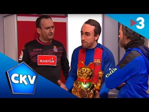 Crackòvia - El Barça espia l'Espanyol abans del derbi
