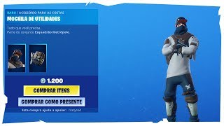 SHOP OF ITEMS FORTNITE-SHOP TODAY AUGUST 19,2019 NEW SKIN